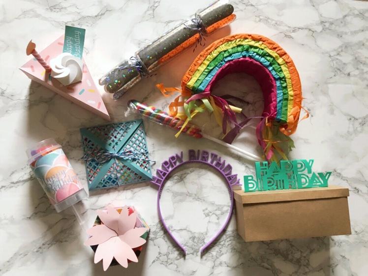 Birthday Box The Portena